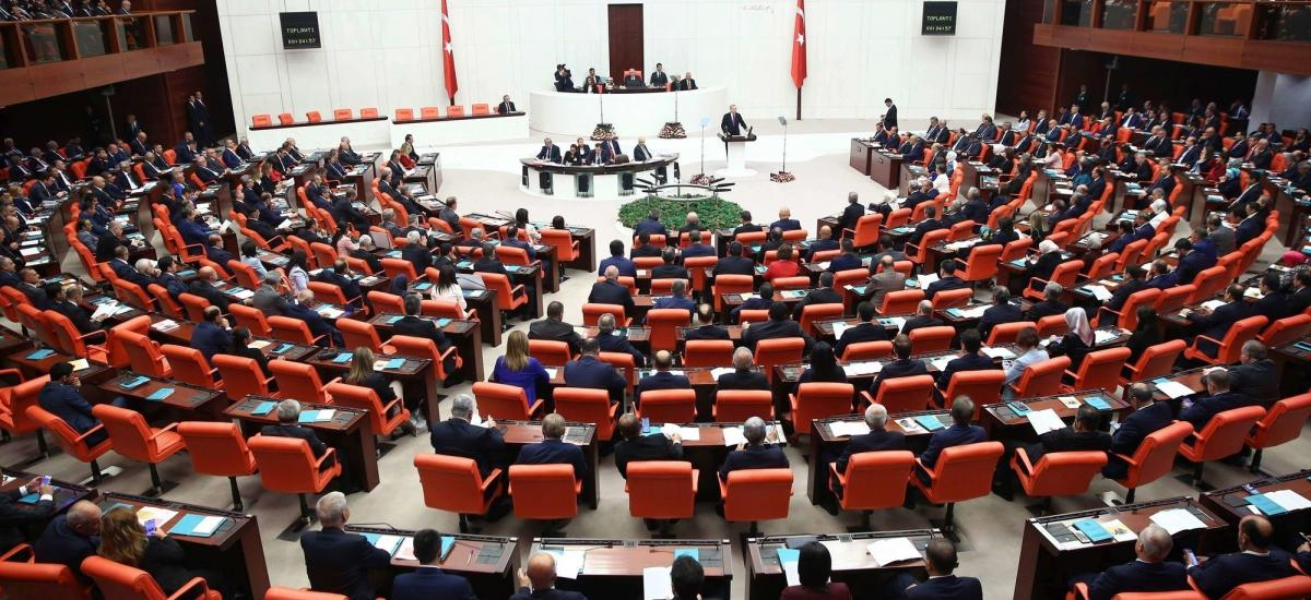 The Turkish Parliament