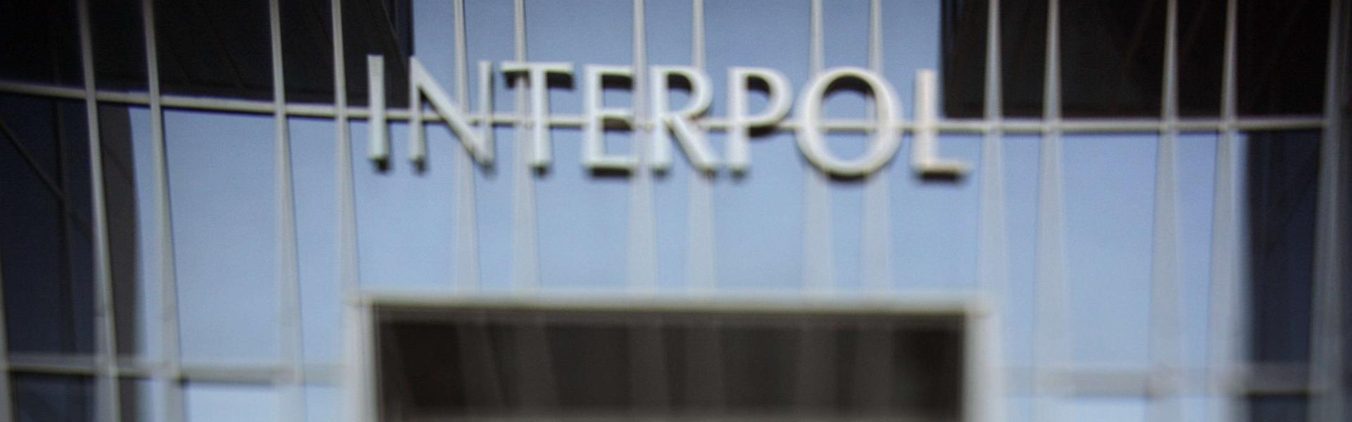 Photo taken on October 19, 2007, in Lyon, shows Interpol's building. (Photo by FRED DUFOUR / AFP)