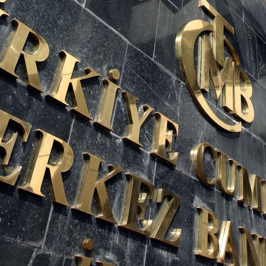 the central bank building in Ankara